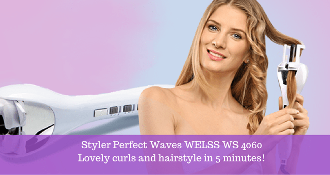 Styler Perfect Waves WELSS WS 4060